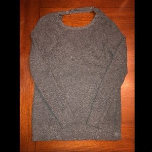 Gray American Eagle Sweater